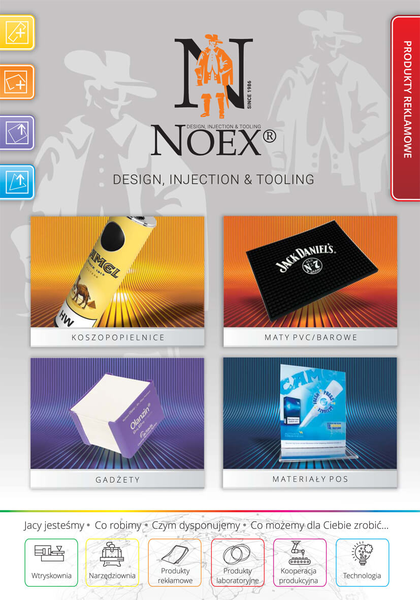 Gadżety noex