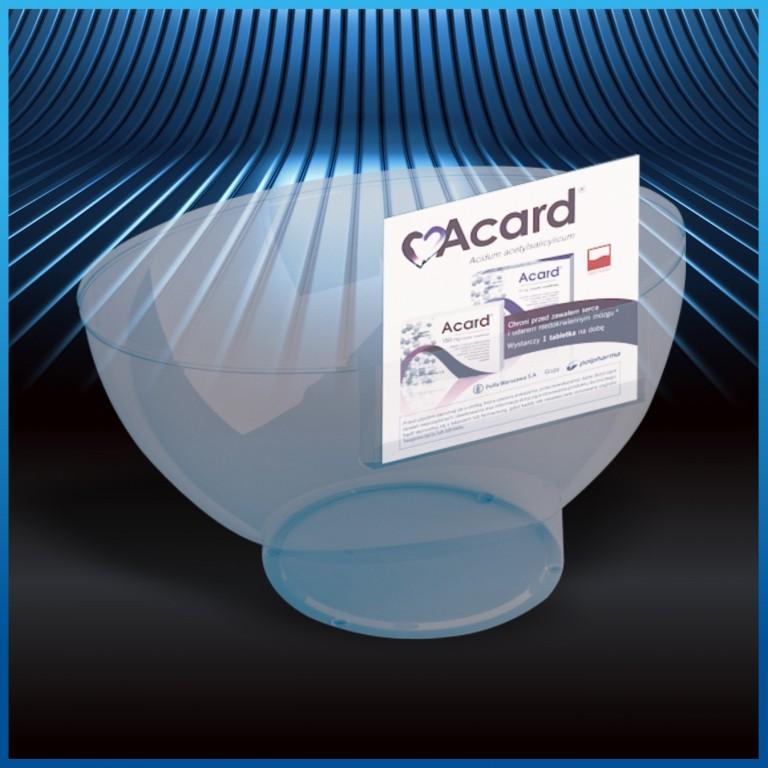szklany kontener acard pos 24